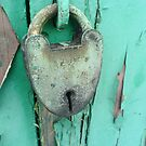 Safely under lock and key by MikeShort