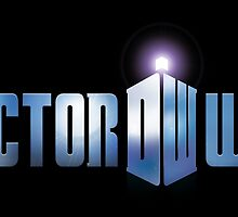 Doctor Who logo by Blackberry11