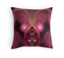 Multi-layer Apophysis Rendition Throw Pillow