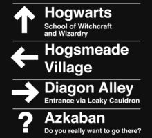 Where would you like to go T-Shirt