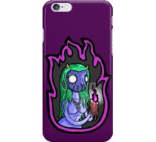 Carnihell #14 Candle girl iPhone Case/Skin