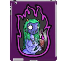 Carnihell #14 Candle girl iPad Case/Skin