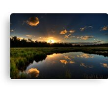 Shelter For My Soul Canvas Print