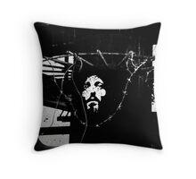 Iron Crown Throw Pillow