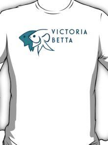 Victoria Betta Logo T-Shirt