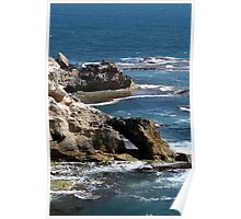 Limestone Coast Port Macdonnell Poster