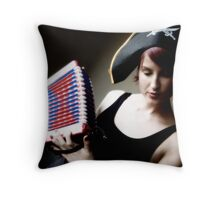 untitled #137 Throw Pillow