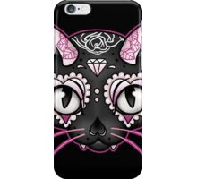 Day of the Kitty PINK iPhone Case/Skin