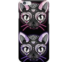 Pop Art Kitty iPhone Case/Skin