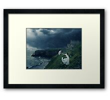 Any Kind Of Weather... Framed Print