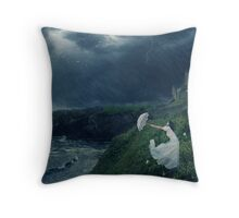 Any Kind Of Weather... Throw Pillow