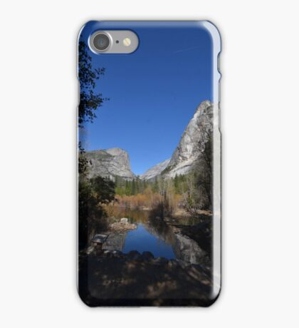 Mirror Lake iPhone Case/Skin