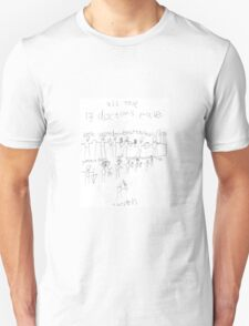 The 13 Doctors Rules T-Shirt