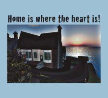 Home is… by Hazel Dean