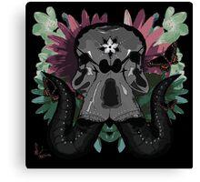 Mammoth Skull Canvas Print