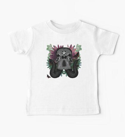 Mammoth Skull Baby Tee