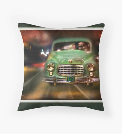 Allegory 2 Throw Pillow