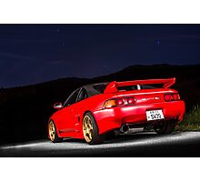 CarAndPhoto - Toyota MR2 Turbo SW20 Photographic Print