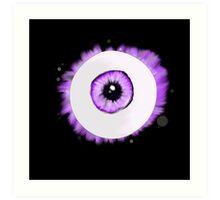 I (eye) Art Print