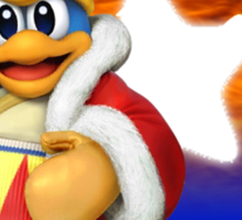 Super Smash Bros - King Dedede Sticker