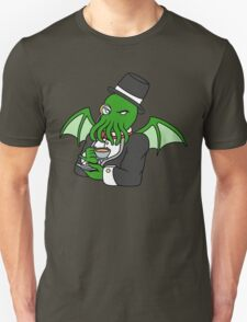 Gentlemanly Cthulhu Unisex T-Shirt