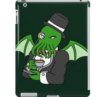 Gentlemanly Cthulhu iPad Case/Skin