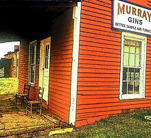 Murray Gins by Rodney Williams
