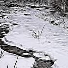Winter in fractalius by cherylc1