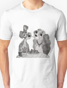 Lady and the tramp T-Shirt