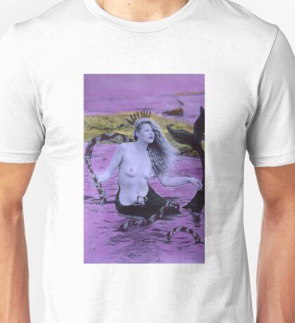 Snake Goddess Unisex T-Shirt