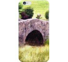 A Bridge in the Yorkshire Dales iPhone Case/Skin