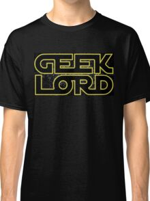 Geek Lord Classic T-Shirt