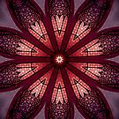 Stained Glass Kaleidoscope by fantasytripp