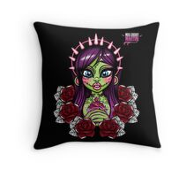 Zombies Love Cupcakes! Throw Pillow