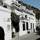 Bar La Cueva, Mijas Pueblo, Spain by Allen Lucas