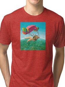 PARACHUTE Tri-blend T-Shirt