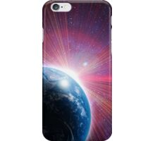 Blue Planet iPhone Case/Skin