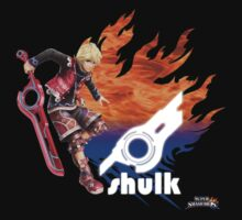 Super Smash Bros - Shulk by phoenix529
