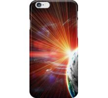 Planet Blue  iPhone Case/Skin
