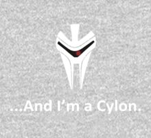 ...And I'm a Cylon One Piece - Short Sleeve