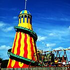 The Helter-skelter by trish725