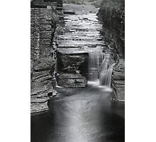 Upper Enfield Glen, Ithaca, NY Photographic Print