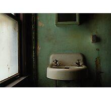 Publix Hotel - Abandonded Photographic Print