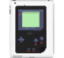 Pixel Gameboy Pocket iPad Case/Skin