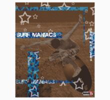 Surf Maniacs Brown by Ingenium