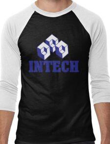 Initech Funny Geek Nerd Men's Baseball ¾ T-Shirt