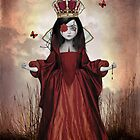 Queen Of Hearts by Tanya  Mayers