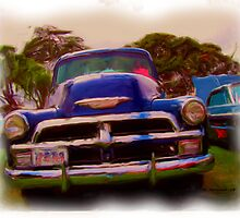 49' Chevy Front View by ezcat