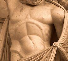 sculpted man by terezadelpilar~ art & architecture