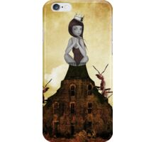 King Of The Castle iPhone Case/Skin